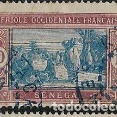 Sellos: SENEGAL FRANCÉS YVERT 74. Lote 278220898