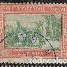 Sellos: SENEGAL FRANCÉS YVERT 82. Lote 278221083