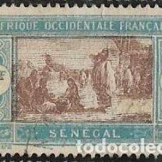 Sellos: SENEGAL FRANCÉS YVERT 86. Lote 278221183