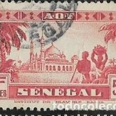Sellos: SENEGAL FRANCÉS YVERT 125. Lote 278221328