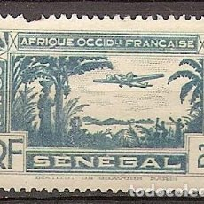 Sellos: SENEGAL 1935 - YVERT PA5 **. Lote 282950373