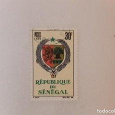 Selos: SENEGAL SELLO USADO. Lote 286442748