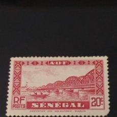 Sellos: ## SENEGAL FRANCES NUEVO 1935-1940 20C##. Lote 287628038