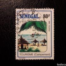 Sellos: SENEGAL YVERT 790 SELLO SUELTO USADO 1989 TURISMO PEDIDO MÍNIMO 3 €. Lote 289652948