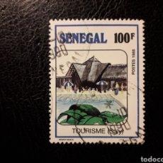Sellos: SENEGAL YVERT 791 SELLO SUELTO USADO 1989 TURISMO PEDIDO MÍNIMO 3 €. Lote 289652953