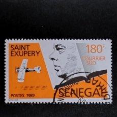 Sellos: SELLO DE SENEGAL ( FRANCÉS ) - BOL 33-4. Lote 295282928