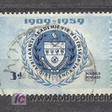 Sellos: SUDAFRICA, 1959. Lote 21174518
