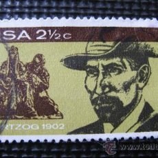 Sellos: 1968 SUDAFRICA, MONUMENTO AL GENERAL HERTZOG, YVERT 313. Lote 29434994