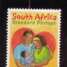 Sellos: SUDAFRICA 1098*** - AÑO 2000 - DIA DE LA FAMILIA. Lote 34538215