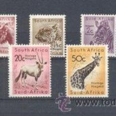 Sellos: SUDAFRICA. . Lote 37675733
