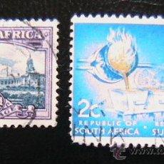 Sellos: SUDAFRICA - LOTE DE SELLOS. Lote 38039315