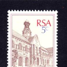 Sellos: SUDAFRICA 479** - AÑO 1980 - 50º ANIVERSARIO DE LA UNIVERSIDAD DE PRETORIA. Lote 44794795