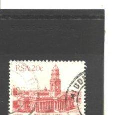 Sellos: SOUTH AFRICA 1982 - SG NRO. 522 - USADO. Lote 44991382