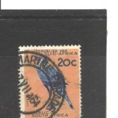 Sellos: SOUTH AFRICA 1961 - SG NRO. 208 - USADO - . Lote 45088409