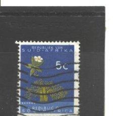Sellos: SOUTH AFRICA 1961 - SG NRO. 215 - USADO - . Lote 45088416