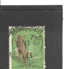 Sellos: SOUTH AFRICA 1961 - SG NRO. 216 - USADO - . Lote 45088427