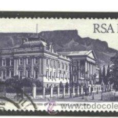 Sellos: SOUTH AFRICA 1982 - SCOTT NRO. 600 - USADO - . Lote 45088574