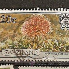Sellos: SWAZILAND (12). Lote 52646937