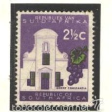 Sellos: SOUTH AFRICA 1961 - YVERT NRO. 252 - USADO. Lote 56294837