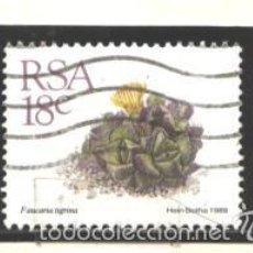 Sellos: SOUTH AFRICA 1988 - YVERT NRO. 748A - USADOO. Lote 56294944