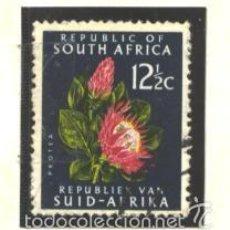 Sellos: SOUTH AFRICA 1961 - SG NRO. 207 - USADO. Lote 57111577