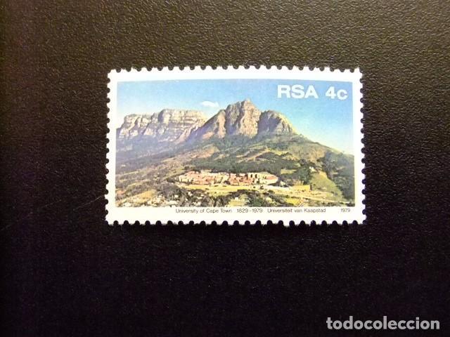 AFRIQUE DU SUD SOUTH AFRICA AFRICA DEL SUR RSA 1979 YVERT Nº 466 ** MNH (Sellos - Extranjero - África - Sudáfrica)