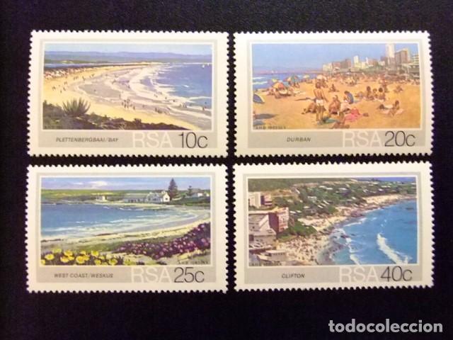 AFRIQUE DU SUD SOUTH AFRICA AFRICA DEL SUR RSA 1983 TURISMO YVERT Nº 543 / 46 ** MNH (Sellos - Extranjero - África - Sudáfrica)