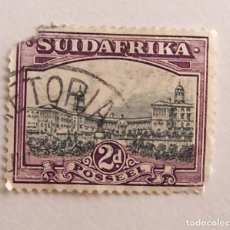 Sellos: SUDAFRICA (SUIDAFRIKA), 1927, PRETORIA 2D. Lote 91862605