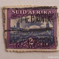 Sellos: SUDAFRICA (SUIDAFRIKA), 1930, PRETORIA, VIOLET 2D. Lote 91862715