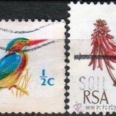 Sellos: SUDAFRICA. 1969. SERIE. SELLO DE 1961 CON INSCRIPCION RSA. *.MH. Lote 97653899