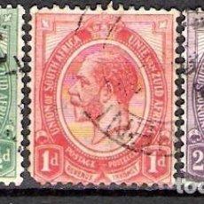Sellos: SUDAFRICA 1913 - USADO. Lote 99123303