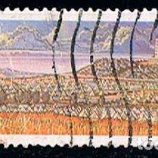Sellos: AFRICA DEL SUR Nº 466, MUNMENTO A LOS PIONEROS EN PRETORIA, USADO. Lote 114623847