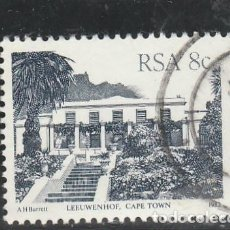 Sellos: SOUTH AFRICA 1982 - YVERT NRO. 513 - USADO. Lote 121157903