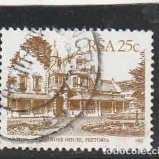Sellos: SOUTH AFRICA 1982 - YVERT NRO. 518 - USADO. Lote 121157991