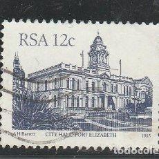 Sellos: SOUTH AFRICA 1985 - YVERT NRO. 520 - USADO. Lote 121158083