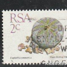 Sellos: SOUTH AFRICA 1988 - YVERT NRO. 661 - USADO. Lote 121158155