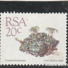 Sellos: SOUTH AFRICA 1988 - YVERT NRO. 666 - USADO. Lote 121158219