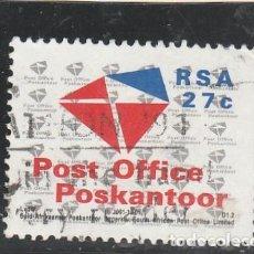 Sellos: SOUTH AFRICA 1991 - YVERT NRO. 740 - USADO. Lote 121158619