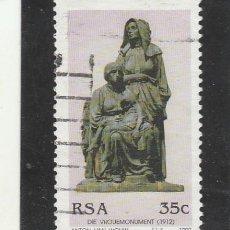 Sellos: SOUTH AFRICA 1992 - YVERT NRO. 772 - USADO. Lote 121159411