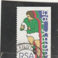 Sellos: SOUTH AFRICA 1995 - YVERT NRO. 873B - USADO. Lote 121160051