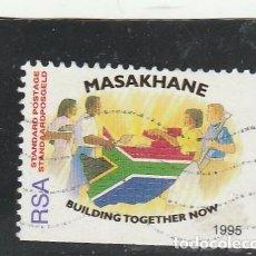 Sellos: SOUTH AFRICA 1995 - YVERT NRO. 890B - USADO. Lote 121160287