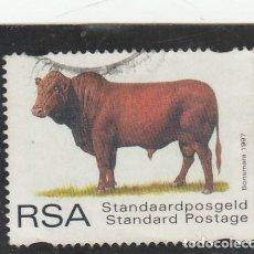 Sellos: SOUTH AFRICA 1997 - MICHEL NRO. 1080 - USADO. Lote 121160879