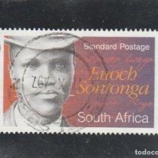 Sellos: SOUTH AFRICA 1997 - MICHEL NRO. 1086 - USADO. Lote 121161135