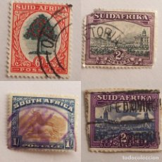 Sellos: SELLOS UNION SUDAFRICANA (C1926) SUIDAFRIKA SOUTHAFRICA (USADOS). Lote 122551735