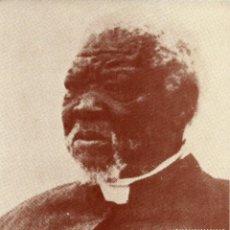 Sellos: SUDAFRICA-BOPHUTHATSWANA 1985- YVERT 137 [CHIEF MONTSHIWA] (TARJETA MÁXIMA). Lote 126576527
