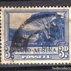 Sellos: SUDÁFRICA - COLONIA BRITÁNICA - SELLO USADO. Lote 127517067