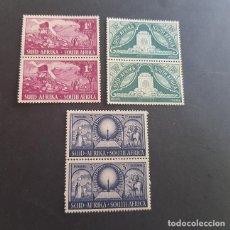 Sellos: SUDÁFRICA,1949,MONUMENTO COLONOS BOERS,PRETORIA,SCOTT 112-114**,NUEVOS SIN FIJASELLO,LEER,(LOTE AG). Lote 147608578