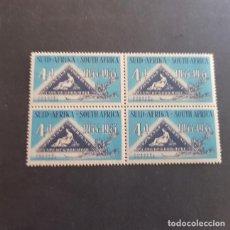 Sellos: SUDÁFRICA,1953,CENTENARIO EMISIÓN POSTAL,SCOTT 194**,NUEVOS SIN FIJASELLO,LEER DESCRIPCIÓN,(LOTE AG). Lote 147736890