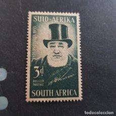 Sellos: SUDÁFRICA,1955,CENTENARIO DE PRETORIA, PAUL KRUGER ,SCOTT 214**,NUEVO SIN FIJASELLO,(LOTE AG). Lote 148197870