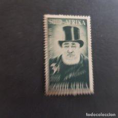 Sellos: SUDÁFRICA,1955,CENTENARIO DE PRETORIA, PAUL KRUGER ,SCOTT 214**,NUEVO SIN FIJASELLO,(LOTE AG). Lote 148197942